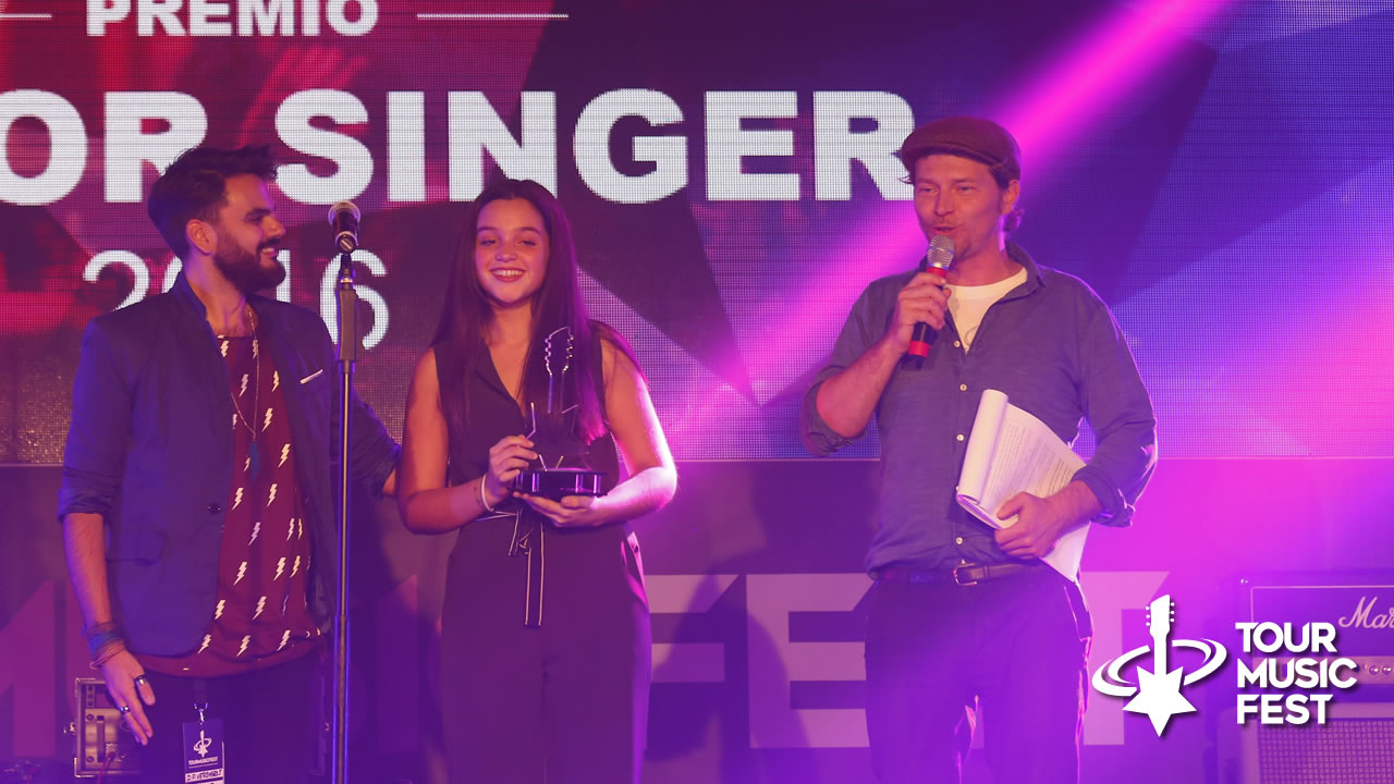BEST JUNIOR SINGER 2016: INTERVISTA AD ALICE MASCRITTI