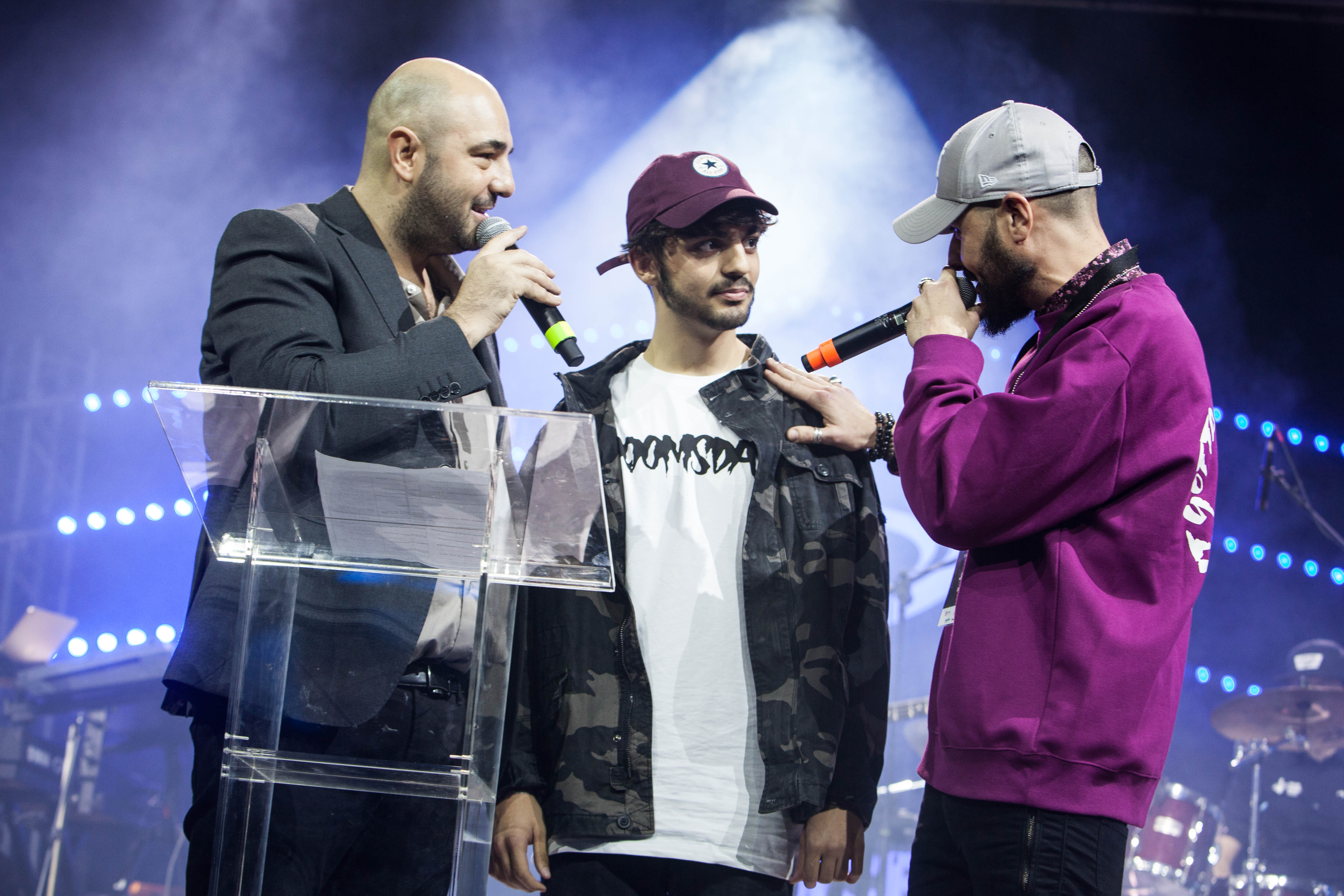 Miglior rapper e Artist of the year: AM - Intervista
