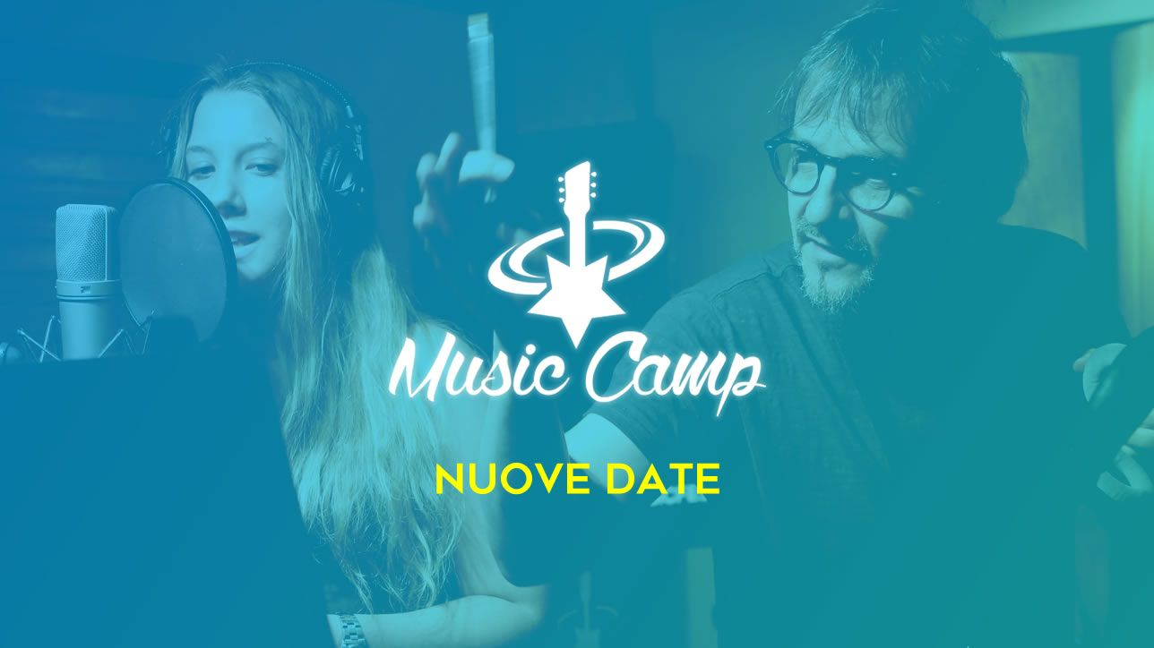 Nuove date per i Music Camp del Tour Music Fest.