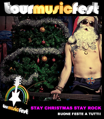 STAY CHRISTMAS STAY ROCK